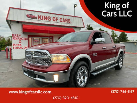 2015 RAM Ram Pickup 1500 for sale at King of Cars LLC in Bowling Green KY