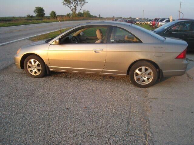 2003 Honda Civic for sale at BEST CAR MARKET INC in Mc Lean IL