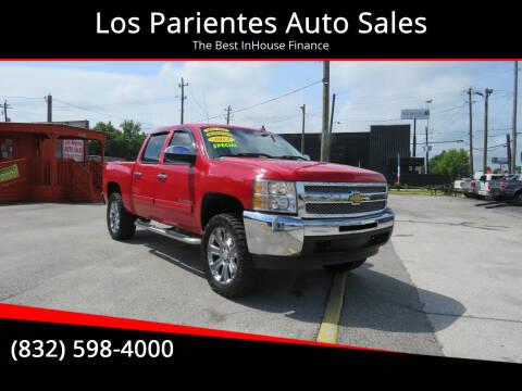 2013 Chevrolet Silverado 1500 for sale at Los Parientes Auto Sales in Houston TX