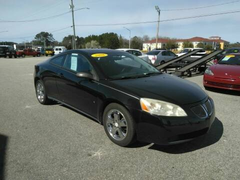 2006 Pontiac G6 for sale at Kelly & Kelly Supermarket of Cars in Fayetteville NC
