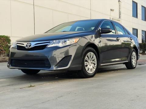 2012 Toyota Camry for sale at New City Auto - Retail Inventory in South El Monte CA