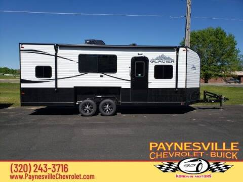 2021 Glacier 22LE for sale at Paynesville Chevrolet Buick in Paynesville MN