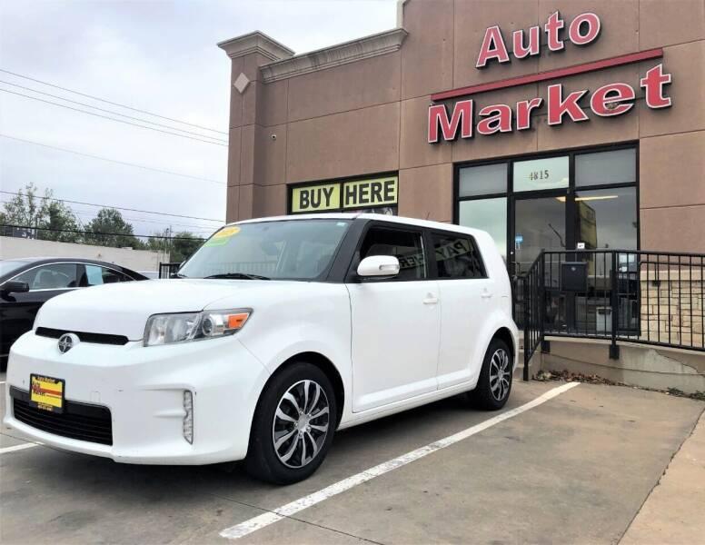 2015 Scion xB for sale at Auto Market in Oklahoma City OK