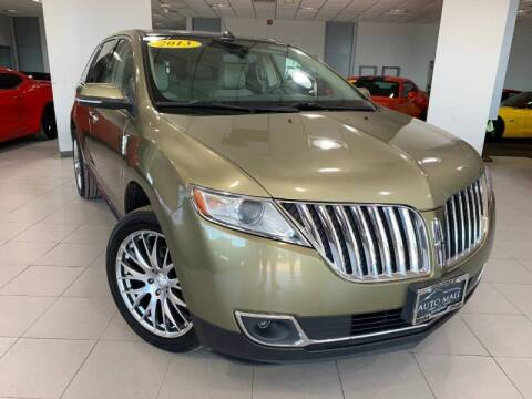 2013 Lincoln MKX for sale at Auto Mall of Springfield in Springfield IL