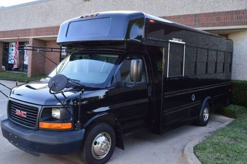 2008 GMC Savana Cutaway for sale at E-Auto Groups in Dallas TX