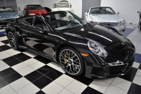 2014 Porsche 911 for sale at Podium Auto Sales Inc in Pompano Beach FL