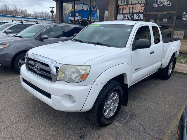 2010 Toyota Tacoma for sale at TRANS P in East Windsor CT