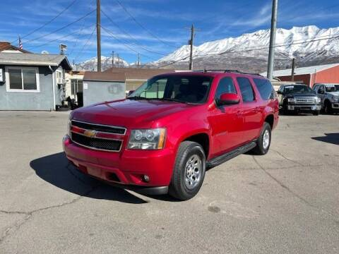 2014 Chevrolet Suburban for sale at Orem Auto Outlet in Orem UT