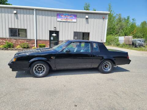 1987 Buick Grand National for sale at GRS Auto Sales and GRS Recovery in Hampstead NH