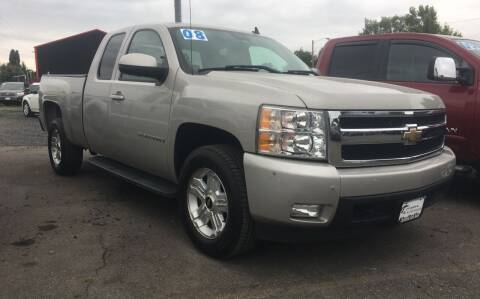 2008 Chevrolet Silverado 1500 for sale at Universal Auto INC in Salem OR