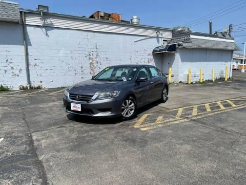 2014 Honda Accord for sale at Santa Motors Inc in Rochester NY