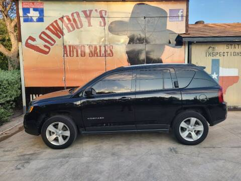 2016 Jeep Compass for sale at Cowboy's Auto Sales in San Antonio TX