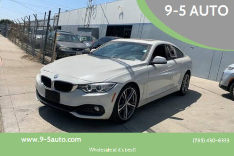 2017 BMW 4 Series for sale at 9-5 AUTO in Topeka KS