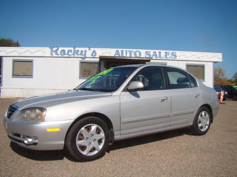 2006 Hyundai Elantra for sale at Rocky's Auto Sales in Corpus Christi TX