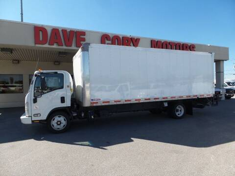 2018 Chevrolet W5500 XD for sale at DAVE CORY MOTORS in Houston TX