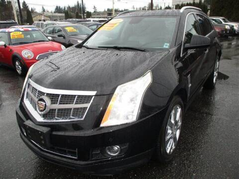 2010 Cadillac SRX for sale at GMA Of Everett in Everett WA