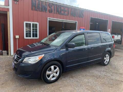 2009 Volkswagen Routan for sale at Main Street Autos Sales and Service LLC in Whitehouse TX