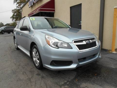 2013 Subaru Legacy for sale at AutoStar Norcross in Norcross GA