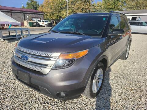 2011 Ford Explorer for sale at Davidson Auto Deals in Syracuse IN