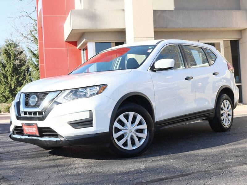2018 Nissan Rogue for sale at Schaumburg Pre Driven in Schaumburg IL