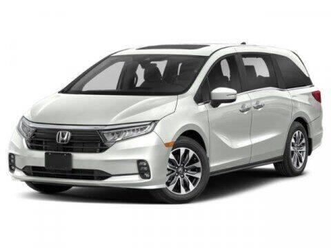 2022 Honda Odyssey for sale at MILLENNIUM HONDA in Hempstead NY