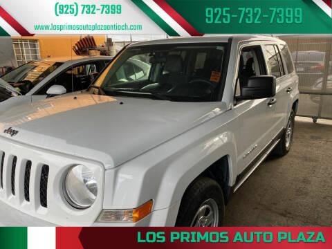 2014 Jeep Patriot for sale at Los Primos Auto Plaza in Antioch CA