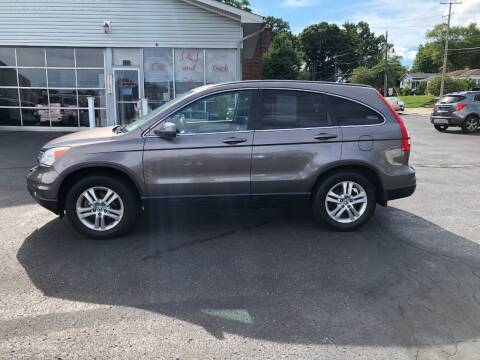 2011 Honda CR-V for sale at J&J Car and Truck Sales in North Canton OH