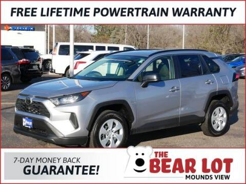 2019 Toyota RAV4 for sale at Rydell Auto Outlet in Mounds View MN