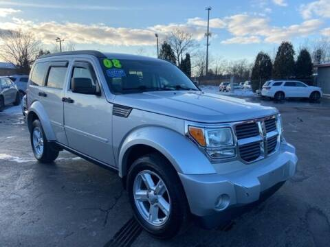 2008 Dodge Nitro for sale at Newcombs Auto Sales in Auburn Hills MI