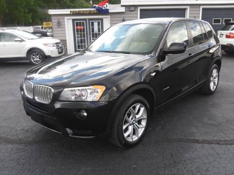 2013 BMW X3 for sale at American Auto Group, LLC in Hanover PA