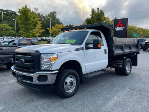 2016 Ford F-350 Super Duty for sale at Midstate Auto Group in Auburn MA