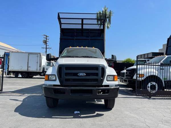 2013 Ford F-750 Super Duty for sale in West Covina, CA