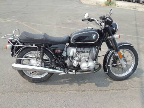 1974 BMW R90/6 for sale at Super Sport Motors LLC in Carson City NV