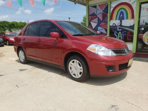 2011 Nissan Versa for sale at Super Trooper Motors in Madison WI