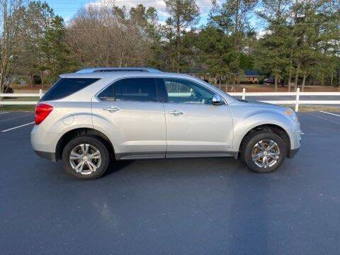 2010 Chevrolet Equinox for sale at Global Autos in Kenly NC