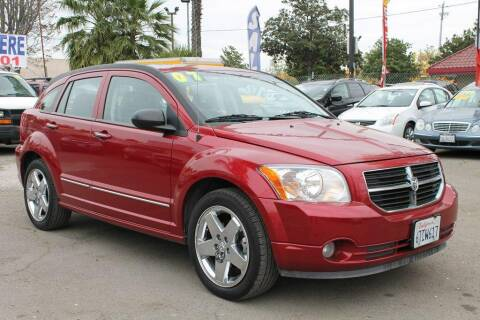 2007 Dodge Caliber for sale at EXPRESS CREDIT MOTORS in San Jose CA