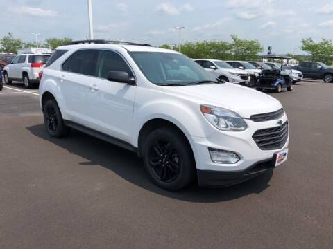 2017 Chevrolet Equinox for sale at Karl Pre-Owned in Glidden IA