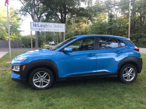 2019 Hyundai Kona for sale at McLaughlin Motorz in North Muskegon MI