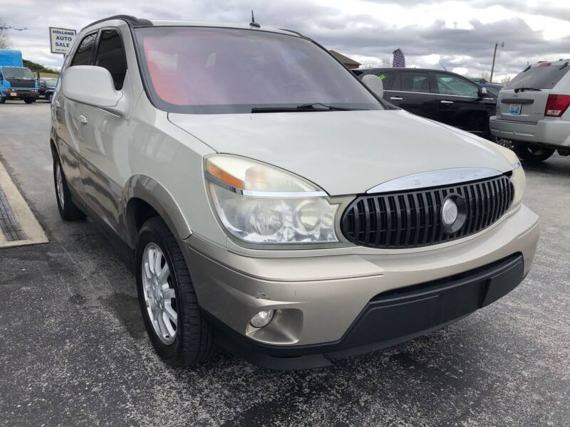 2005 Buick Rendezvous for sale at Holland Auto Sales and Service, LLC in Somerset KY