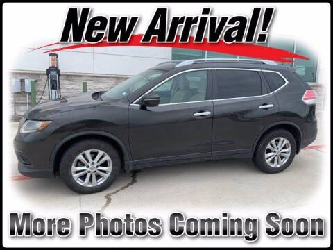 2014 Nissan Rogue for sale at DAVID McDAVID HONDA OF IRVING in Irving TX