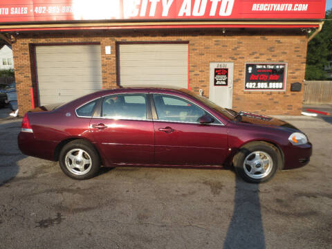 2007 Chevrolet Impala for sale at Red City  Auto in Omaha NE