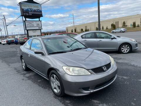 2005 Honda Civic for sale at A & D Auto Group LLC in Carlisle PA