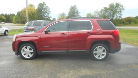 2010 GMC Terrain for sale at KNOBEL AUTO SALES, LLC in Brookland AR