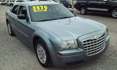 2007 Chrysler 300 for sale at Pinellas Auto Brokers in Saint Petersburg FL