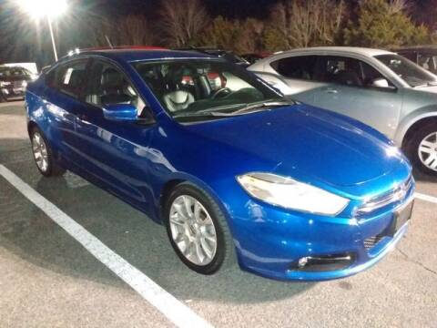 2013 Dodge Dart for sale at AFFORDABLE DISCOUNT AUTO in Humboldt TN