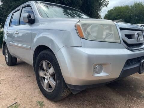 2011 Honda Pilot for sale at S & J Auto Group in San Antonio TX