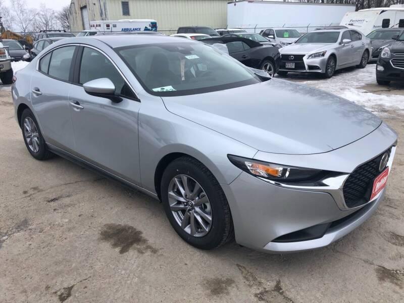 2020 Mazda Mazda3 Sedan for sale at SUNSET CURVE AUTO PARTS INC in Weyauwega WI