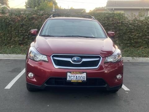 2014 Subaru XV Crosstrek for sale at CARFORNIA SOLUTIONS in Hayward CA