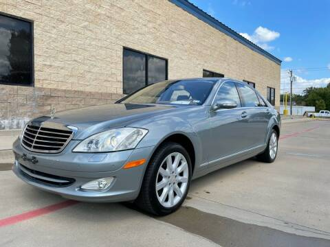 2008 Mercedes-Benz S-Class for sale at Dream Lane Motors in Euless TX