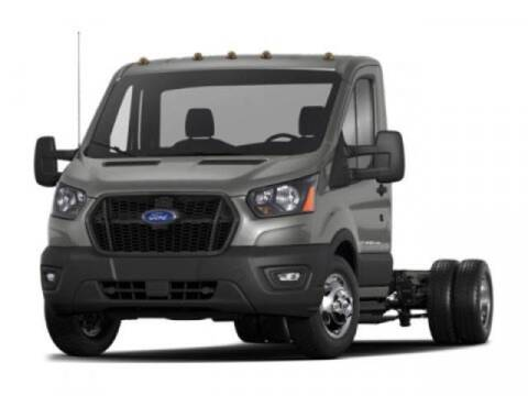 2021 Ford Transit Chassis Cab